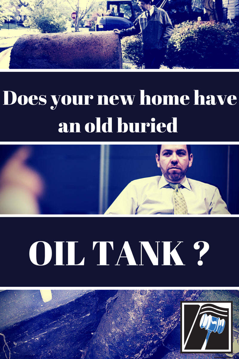 liabilty, real estate law, layers, long island, buried oil tank, buried gas tank, insurance, law