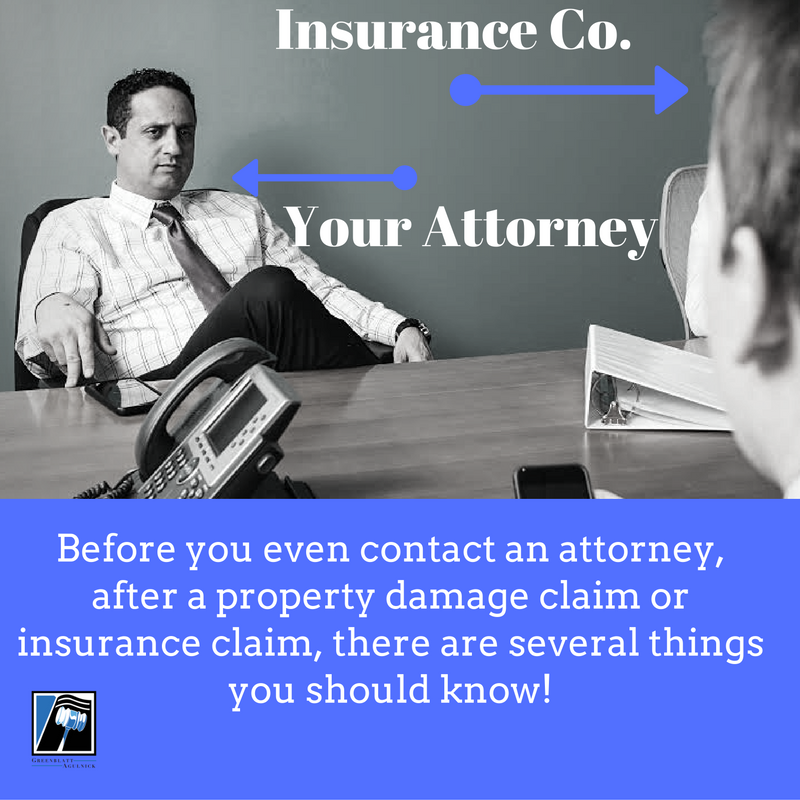 property damage claim, insurance claims, Property Damage, insurance law, greenblatt, Scott Agulnick, suffolk county attorney